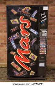 Vending Machine Candy Bars Inspiration Vending Machine Selling Chocolate Outside A Village Pub Wales Stock