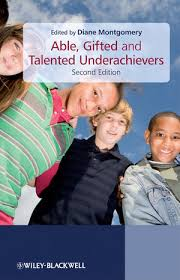 able gifted and talented underachievers 2nd edition