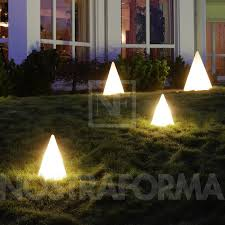 Epstein Design Epstein Design Pyramide Floor Lamp
