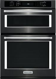 kitchen aid toaster oven single electric convection wall oven with built in microwave black kitchenaid toaster kitchen aid toaster oven