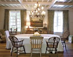 richard gere s home is curly on the market and here s his dining room featuring his mismatched dining chairs
