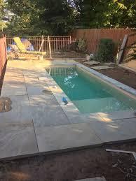diy cinder block swimming pool | Poured-Concrete-Swimming-Pool-Repair-Epoxy- Pool-Paint-6 | pool | Pinterest | Pool paint, Poured concrete and Cinder