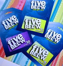 Maybe you would like to learn more about one of these? Free 3 Five Below Chill Gift Cards Gift Cards Listia Com Auctions For Free Stuff
