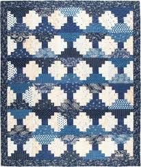 Blue and White Classic Quilt - Fons & Porter - The Quilting Company & Blue and White Classic Quilt. Kid and Baby Quilt Patterns Adamdwight.com