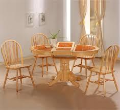light oak kitchen chairs