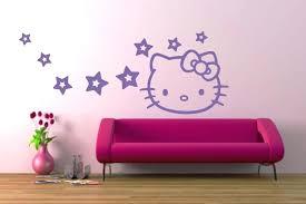kitty room decor. Hello Kitty Room Decor Best Wall Games