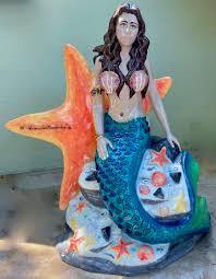 Mermaid public art project by LORI Schinelli | Artwork Archive