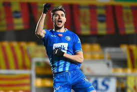 Arsenal & Wolves to Compete With Lazio for Exciting Gent Forward Yaremchuk