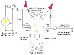 outlet with switch how to install and troubleshoot wiring diagram plug base outlet wiring diagram outlet with switch how to install and troubleshoot wiring diagram for receptacle gfci combo dia