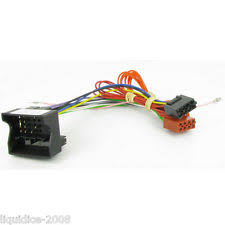 mercedes benz sprinter wiring looms ct20mc02 mercedes benz sprinter 2006 onwards quadlock fakra iso harness lead