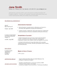 Resume Examples For Government Jobs 67 Images Of How To Write A