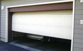 painting garage image of painting garage door roll painting metal garage door with roller