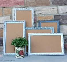 img 6906 thrift art diy memo board