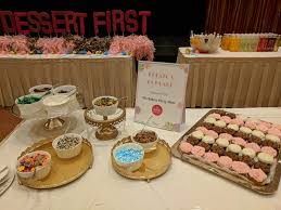 Nite Owl Creates Eat Dessert First Party At Snap