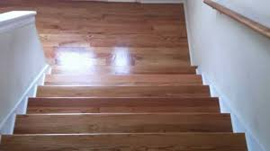 what does an unfinished hardwood floor looks like after refinishing you