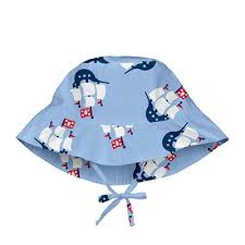 Iplay Sun Hat Size Chart Boys Bucket Hat Light Blue Pirate Ship