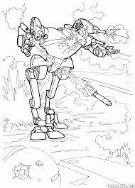 Assault robot