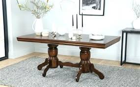 wooden dining furniture. Dark Wood Dining Table Extending And 6 Java Wooden Furniture
