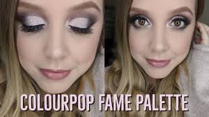 Fame Eyeshadow Palette by Colourpop #3