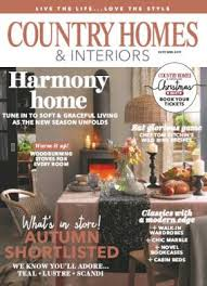 country homes and interiors. Country Homes \u0026 Interiors - Sunday 1st October, 2017 And N