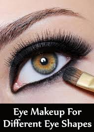 6 eye makeup for diffe eye shapes