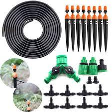 5 30m diy hose watering kits adjustable
