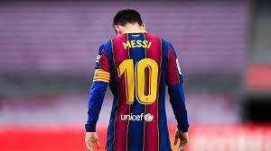 Messi licht zijn vertrek bij FC ...