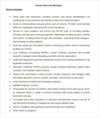 Human Resources Resume Example   Resume examples  Career and Job     berathen Com     Hr Resume Objective    Hr Resume Sample Examples Monster Samples Resumes  Applicationsformatfo Receptionist