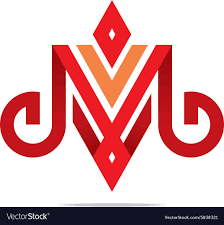 M Lettering Design Lettering M Alphabet Icon Design