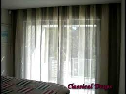 Sheer curtains and Screen for privacy 3 of 8