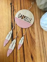 Personalized Spinning Dream Catcher Handmade cloudy dreamcatcher with soft tones a dreamy mix of felt 49