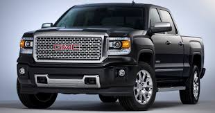 GMC Sierra Denali 420 hp is most of any standard pickup