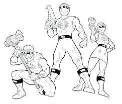 Power Ranger Coloring Nlchamberinfo