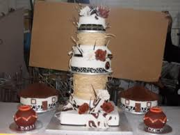 African Traditional Wedding Cakes Suronah Bridal Boutique