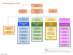 Executive Hierarchy Chart Ipos Organisational Chart