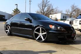 acura tlx 2008 custom. acura rl with vossen wheels no limit inc acura tlx 2008 custom