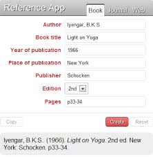 how to generate research paper references in chrome cnet step 2 create book reference
