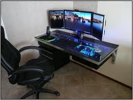 home office desktop pc 2015. Best Gaming Desks 2015 - Desk : Home Furniture Design #zQJZvwXJKp25399 Office Desktop Pc