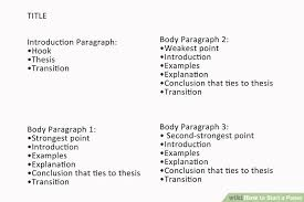 ways to start a paper wikihow image titled start a paper step 7