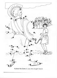 David And Goliath Coloring Pages Coloring Pages For Kids