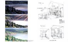 official setting materials art book by makoto shinkai your name official setting materials art book by makoto shinkai