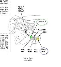 1994 accord main relay wiring diagram 1994 wiring diagrams description accord main relay wiring diagram
