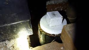 Bathtub bathtub drum trap : Leaking drum trap - YouTube