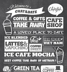 hieu trieu is a graphic designer and he has created the above shown wall art for the chat date it is obvious from the design that he possesses great  on cafe wall art design with 24 food industry wall artists designmantic the design shop