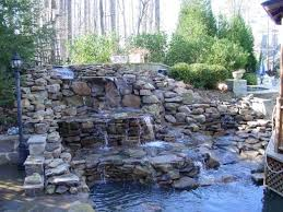 Small Picture 13 best Pond waterfall ideas images on Pinterest Backyard