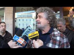 Piazza pulita video di Beppe Grillo: C'è qualche cosa che nn avevano predetto, che nn avevano capito...  sapete cos'è? La rete.