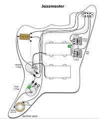 fender vintage traditional jazzmaster guitar pre wired wiring fender vintage traditional jazzmaster guitar pre wired wiring harness