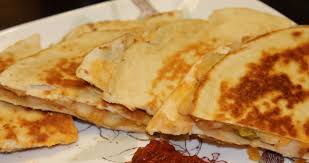 mexican food quesadilla. Exellent Quesadilla Whitebeanartichokequesadilla In Mexican Food Quesadilla A