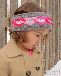 Crochet Ear Warmer Pattern Interesting Crochet Heart Ear Warmer Tutorials And Patterns