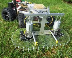 autocut robot lawn mower